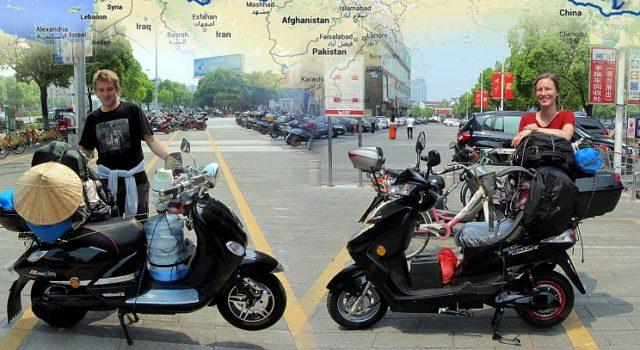 Od Kine do Hrvatske električnim skuterima-putopisno predavanje