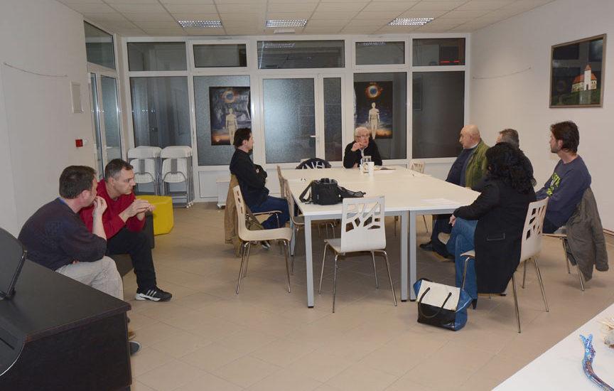 Održan sastanak kluba prijatelja filma i fotografije