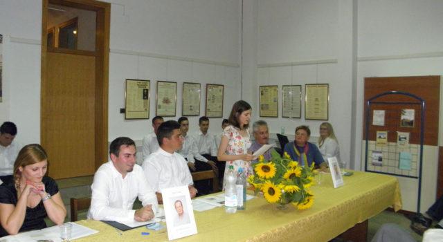 85. obljetnica života Slavka Čambe