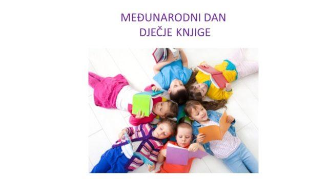 Pričaonica za najmlađe povodom Međunarodnog dana dječje knjige