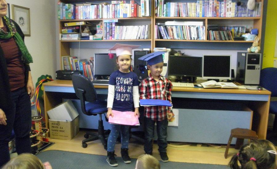 Međunarodni dan dječje knjige u Gradskoj knjižnici Đurđevac