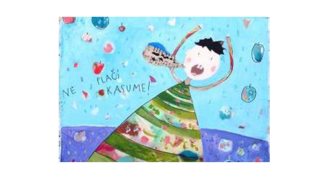 Promocija knjige Ane Đokić Pjesme za Kasuma i ilustracija Andreje Živko