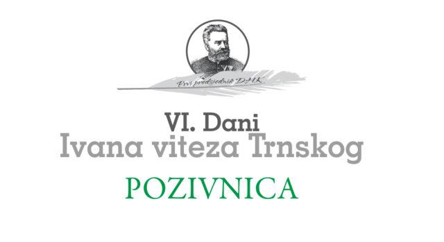VI. Dani Ivana viteza Trnskog