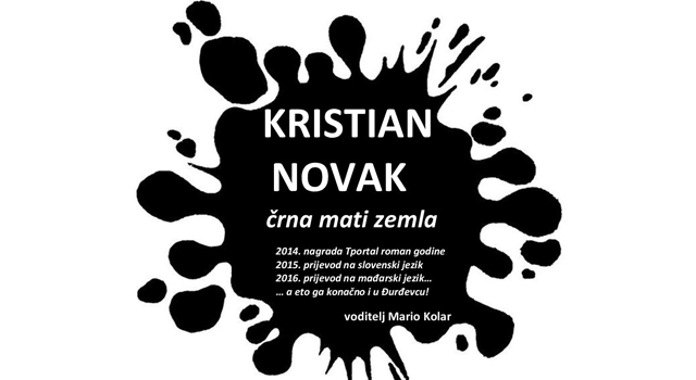 Književnost na otvorenom, Kristian Novak
