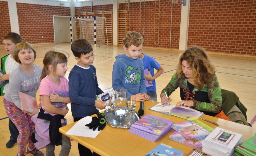Dječji književnici gostovali u sklopu Mjeseca hrvatske knjige