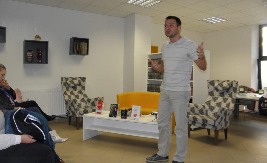 Održano predavanje Brune Šimleše pod nazivom Čaj i razgovor