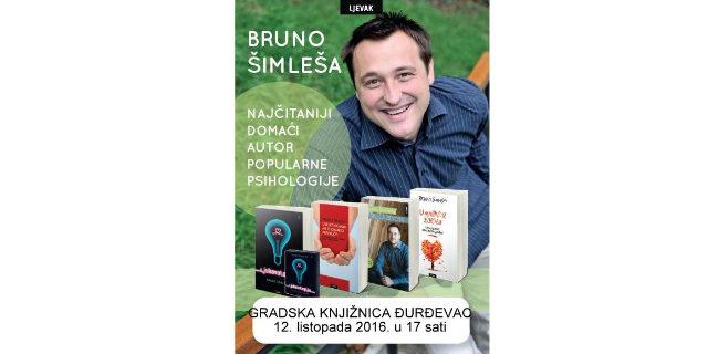 Popodne s Brunom Šimlešom