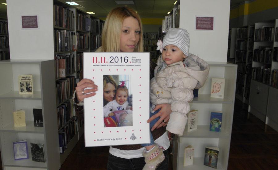 Dan hrvatskih knjižnica – Knjižnice za bolje sutra. Budimo aktivni, zagovarajmo zajedno!