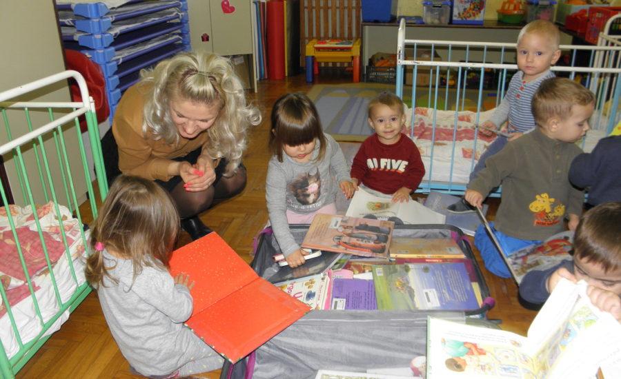 Bibliokofer ponovno razveselio najmlađe