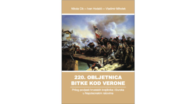 "Predavanje i predstavljanje publikacije ""220. obljetnica bitke kod Verone"""