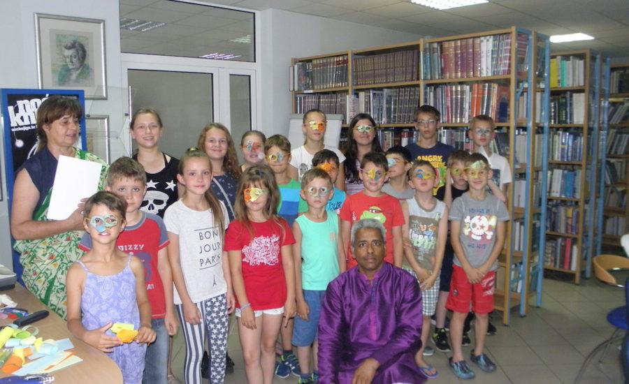 Počelo je Ljeto u Gradskoj knjižnici Đurđevac