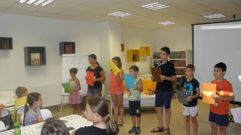 Radionica francuskog jezika u Gradskoj knjižnici Đurđevac