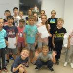 Mališani učili znakovni jezik