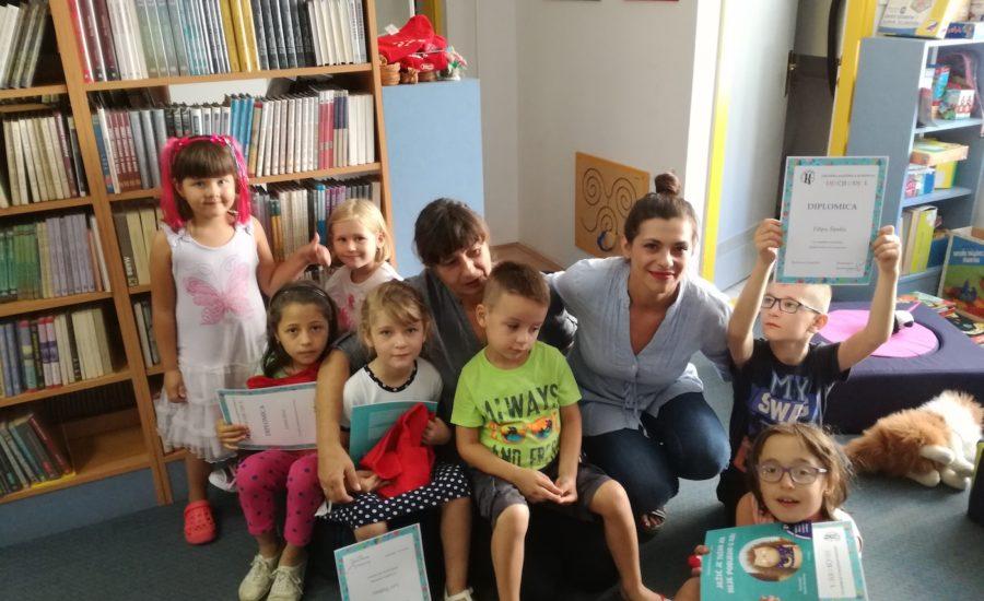 Završene pričaonice za starije i mlađe predškolce