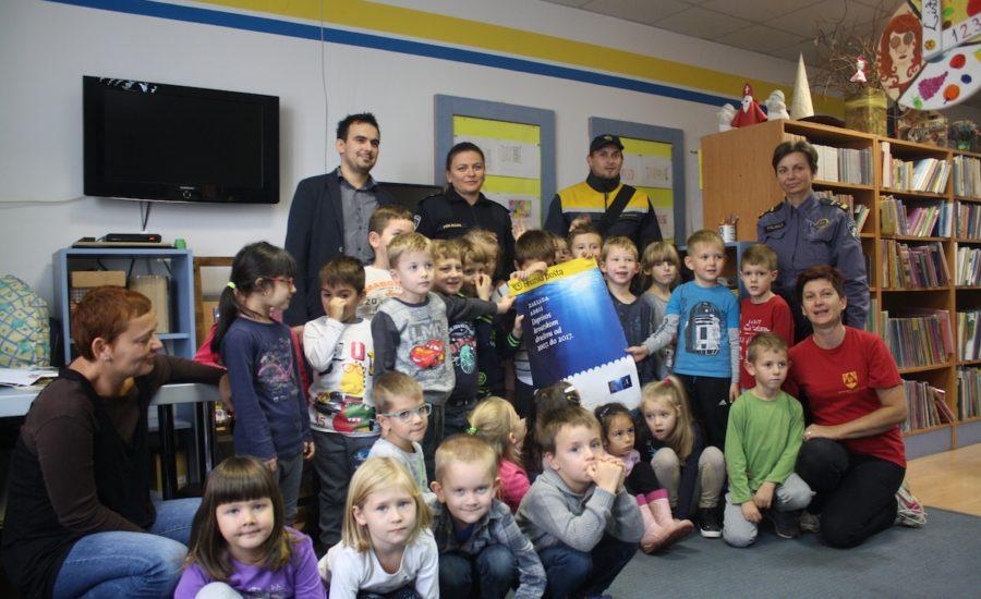 Održana edukativna radionica na Dječjem odjelu Gradske knjižnice Đurđevac