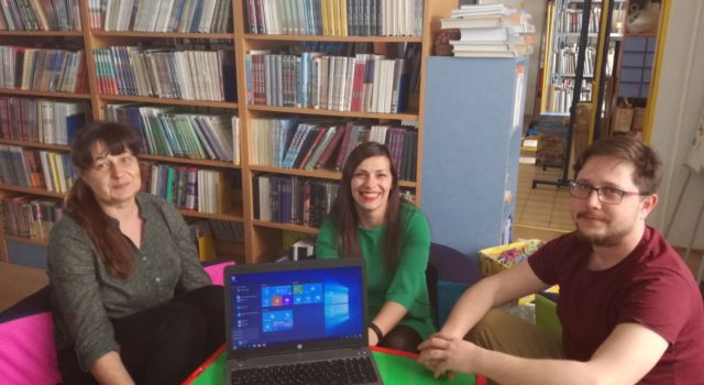 Dječji odjel Gradske knjižnice Đurđevac  primio donaciju tvrtke Rasco d.o.o.