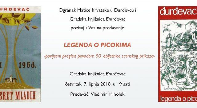 Legenda o Picokima