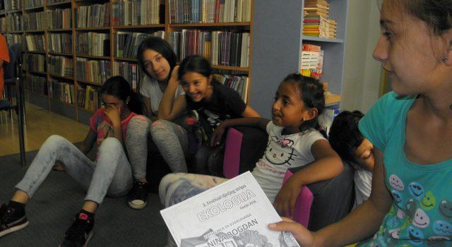 Polaznici Programa Mala ruka prijateljstva Gradske knjižnice Đurđevac sudjelovali su na 3. Festivalu stripa EKOLOGIJA, u Gunji
