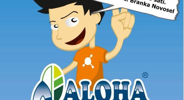 Aloha sat – predavač: dr.sc. Branka Novosel