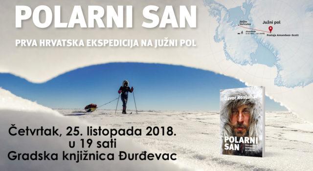 Putopisno predavanje i predstavljanje knjige Davora Rostuhara Polarni san
