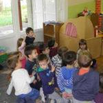 """Bibliokofer putuje i u Dječji vrtić """"Košutica"""" Ferdinandovac"""