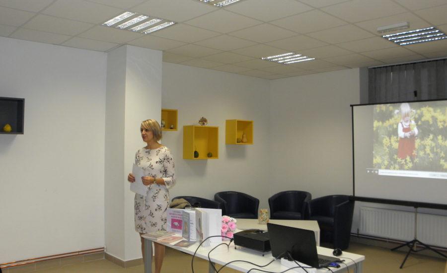 Održano predavanje u sklopu mjeseca Ružičaste vrpce