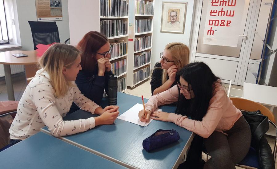 Knjižuljenje u Gradskoj knjižnici Đurđevac