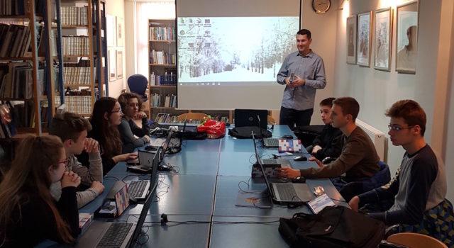 Tjedan programiranja u Gradskoj knjižnici Đurđevac