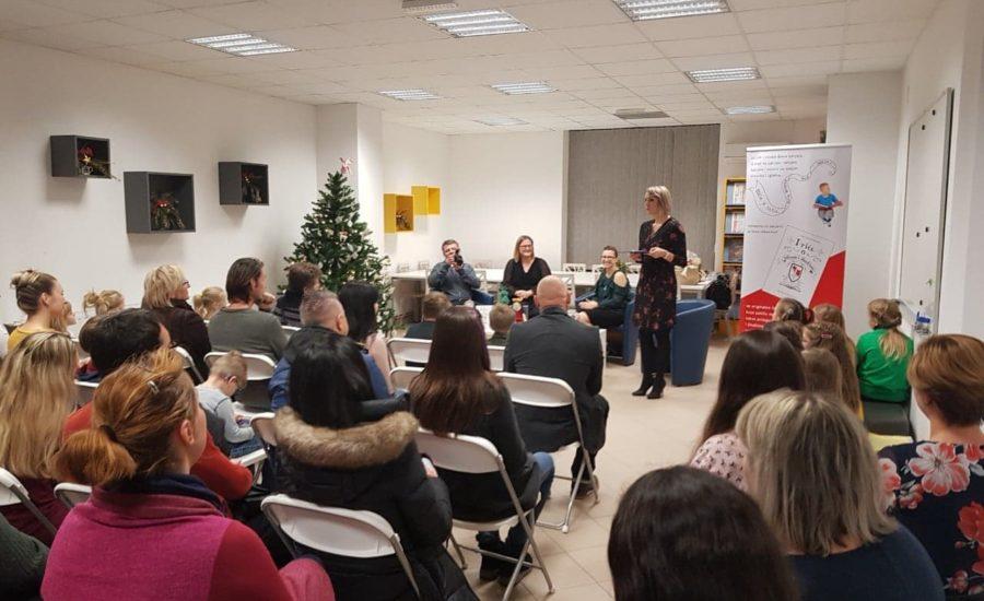 Priča o vitezu i Martinu predstavljena u Gradskoj knjižnici Đurđevac
