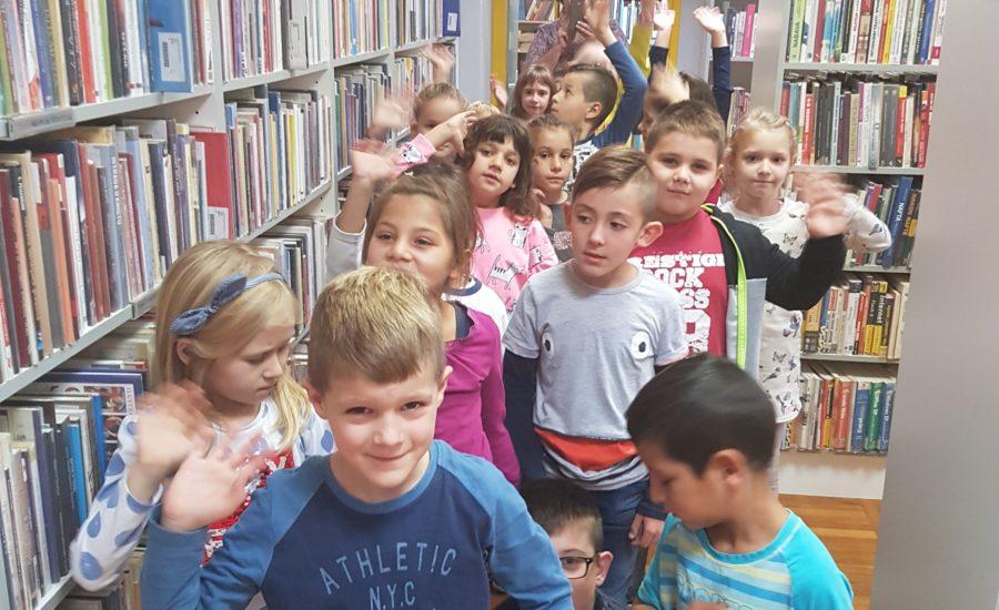 Uključivanje djece u radionice u Gradskoj knjižnici Đurđevac i BESPLATNO članstvo za građanstvo