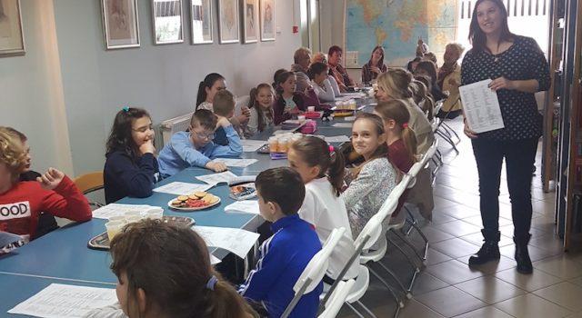 Održana posljednja radionica Dječjih jezičnih igara