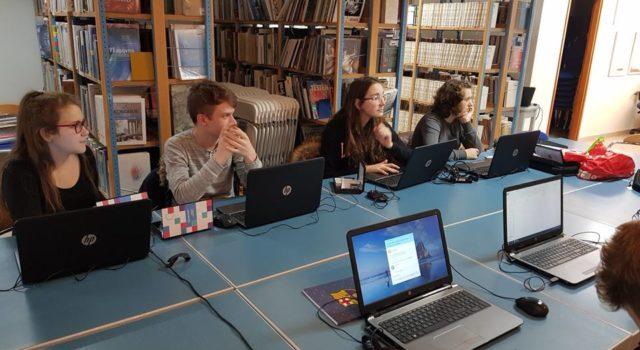 STEM revolucija u knjižnici se nastavlja kroz projekt Digitalni građanin