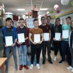 Završno druženje s volonterima English cluba