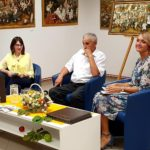 "Otvorena izložba i promocija mape ""Život na zemlji"" Pere Topljaka – Petrine"