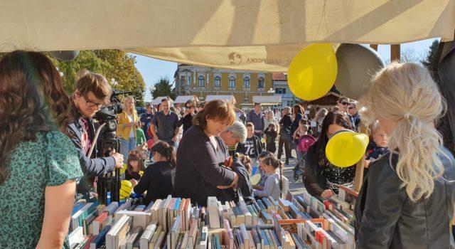 Sudjelovanje knjižnice na Medvenom denu