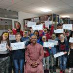 Održana prva ovogodišnja radionica Dječjih jezičnih igara
