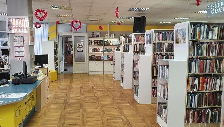 Radno vrijeme knjižnice i termini održavanja radionica