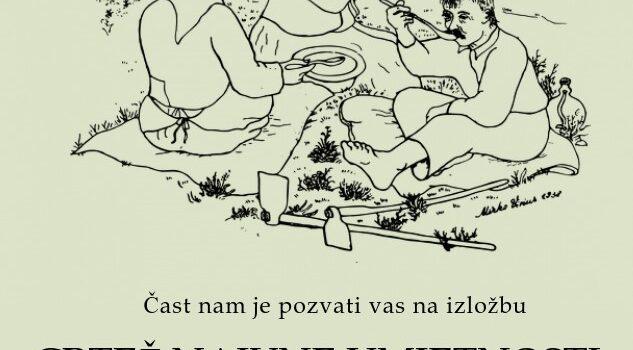 Crtež naivne umjetnosti