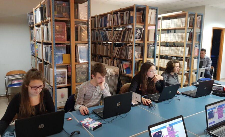 Gradska knjižnica Đurđevac osigurala sredstva za nabavu informatičke opreme